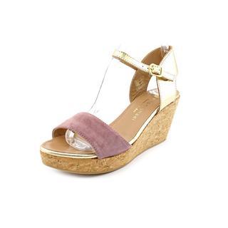 Eric Michael Women's 'Konga' Regular Suede Sandals