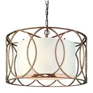 Sausalito 5-light Chandelier - Gold