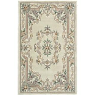 Maisie Hand-Tufted Wool Oriental Area Rug (5' x 8') - 5' x 8'