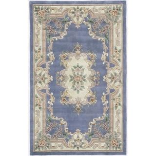 Iona Hand-Tufted Wool Oriental Area Rug (60 x 96)