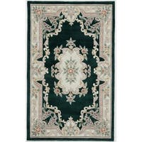 Inez Hand-Tufted Wool Oriental Area Rug (5' x 8')