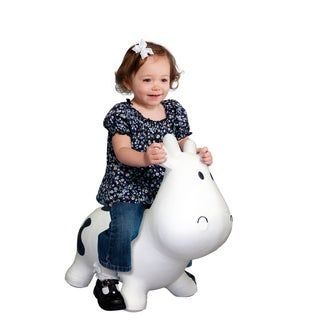 Hedstrom Cow Bouncer Toy