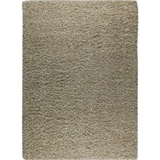 M.A.Trading Hand-woven London Mix Natural New Zealand Wool Rug (3'x 5'4)