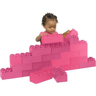 Kids Adventure Jumbo Blocks 24-piece Beginner Set