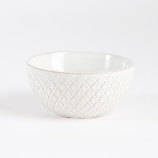 Diamond Design Bowl (Set of 4)