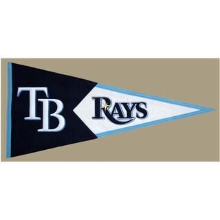 Winning Streak Tampa Bay Rays Classic Wool Pennant