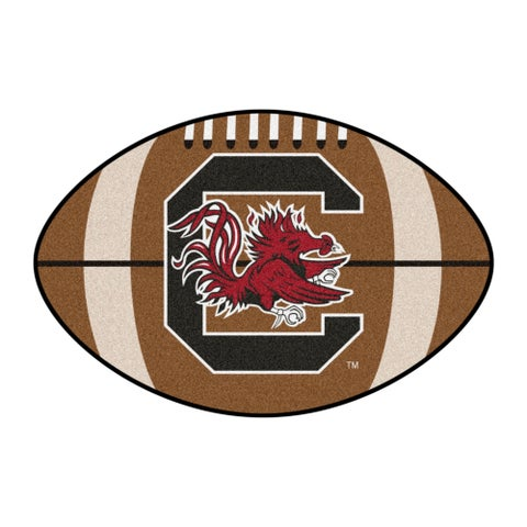 Fanmats Collegiate Football Rug