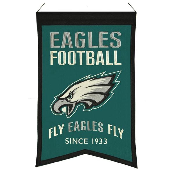 Winning Streak Philadelphia Eagles Fly Eagles Fly Franchise Banner
