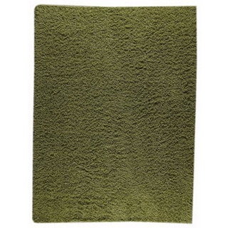 M.A.Trading Hand-woven Shanghai Mix Green New Zealand Wool Rug (5'6 x 7'10) (India)