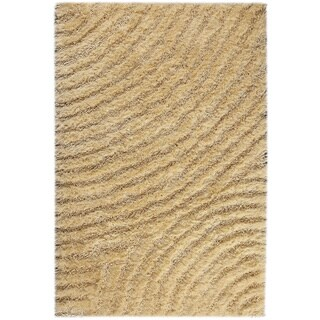 M.A. Trading Hand-tufted Tweed Vanilla Area Rug (7'10 x 9'10)