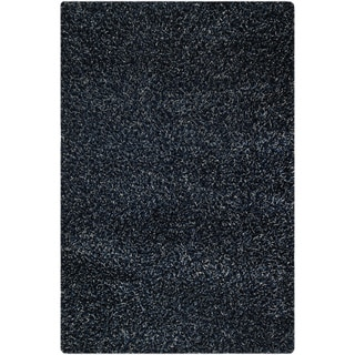 M.A.Trading Hand-woven Cosmo Blue Area Rug (7'10 x 9'10)