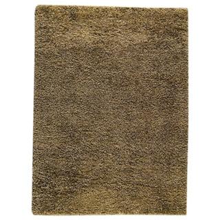 M.A.Trading Hand-woven Shanghai Mix Green New Zealand Wool Rug (8'3 x 11'6)