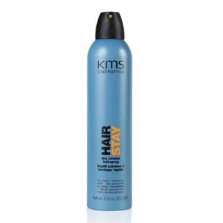 KMS HS Dry Extreme 8.9-ounce Hairspray - White