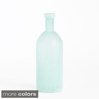 Hand Blown Glass Vase 12 x 4