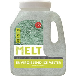 Snow Joe MELT 10 lb. Jug Premium Enviro-blend Ice Melt