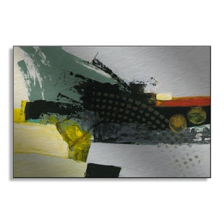 Gallery Direct Bob Hunt's 'Conflict Of Direction' Metal Art