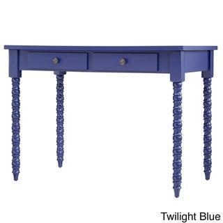 INSPIRE Q Lyndale 2-drawer Helix Legs Office Desk