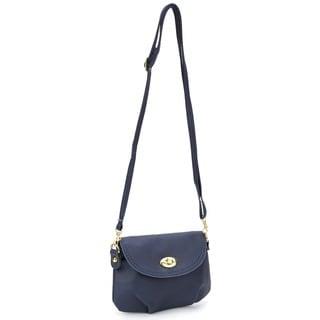 Anladia Women's Small Crossbody Messenger Handbag
