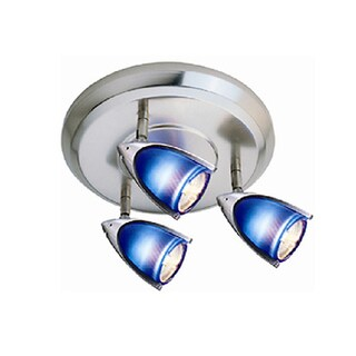 JESCO 3-light Ceiling Mount Display Light with Built-in Transformer