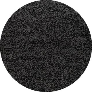 M.A.Trading Hand-woven Square Charcoal New Zealand Wool Rug (6'6 Round) (India)