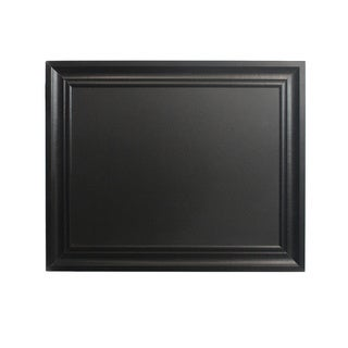 Linon Chalkboard with Black Frame (24 inches x 30 inches)