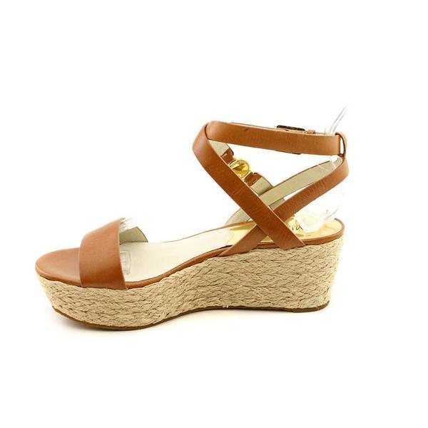 Shop Michael Kors Women's 'Jalita Charm Sandal ' Leather
