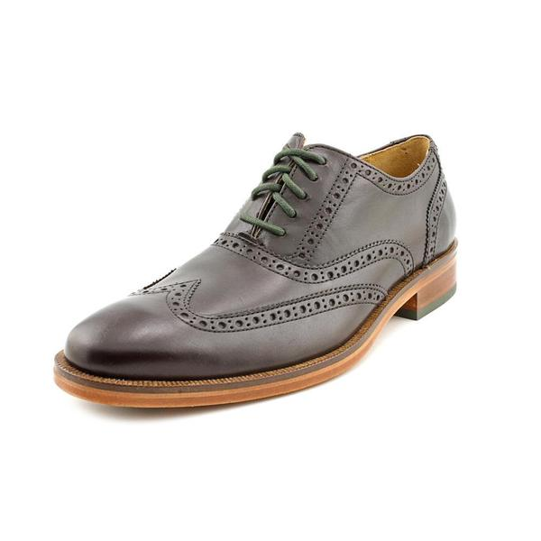 cole haan s c12047 leather dress shoes size 7