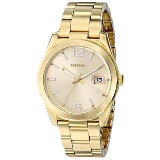 """Fossil Women's ES3586 """"Perfect Boyfriend"""" Stainless Steel Watch"""