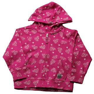 Case IH Pink Infant Printed Jersey Knit Hoodie