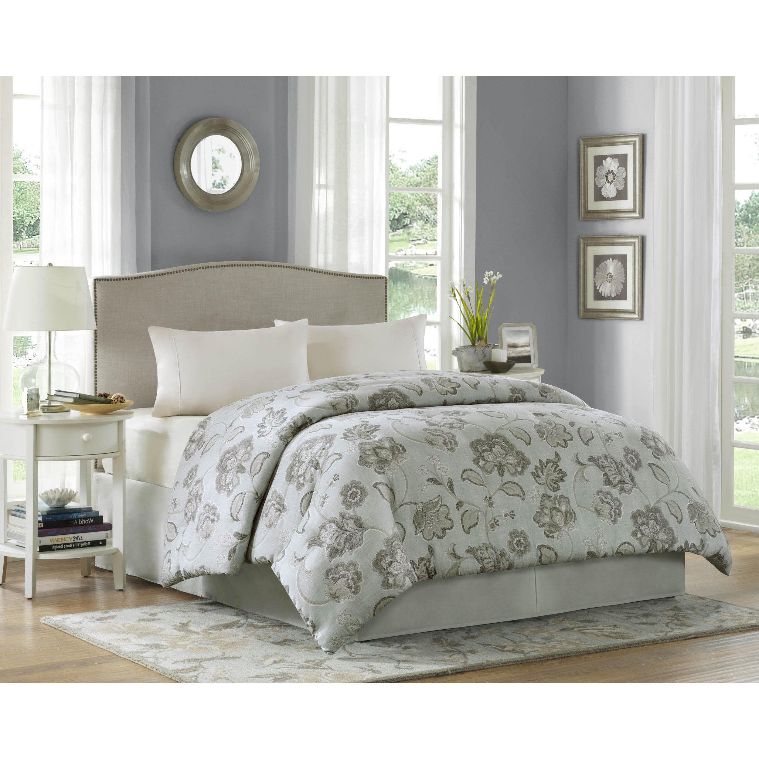 Harbor House Lynnwood Duvet Cover Overstock 9643131