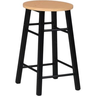 Martin Studio Stool with Woodgrain Top