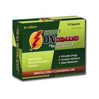 Energy On Demand Capsules (10 Count)