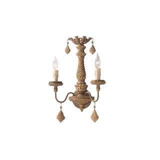 Troy Lighting Calais 2-light Wall Sconce