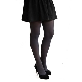 Coquettes Silky Opaque Light Control Top Fumo Tights (Pack of 6)