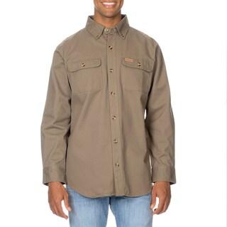 Stanley Men's Long Sleeve Twill Shirt