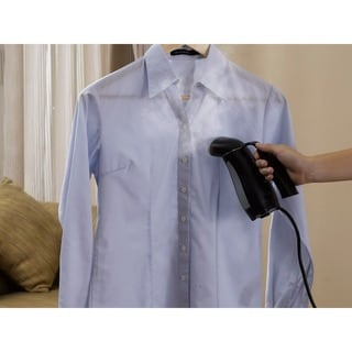 Link to Salav TS-01 Travel 265-watt Handheld Garment Steamer with Automatic Global Voltage Adjustment Similar Items in Laundry
