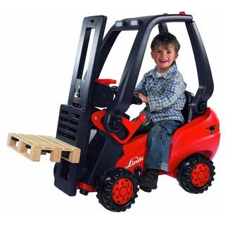 Linde Big Pedal Forklift