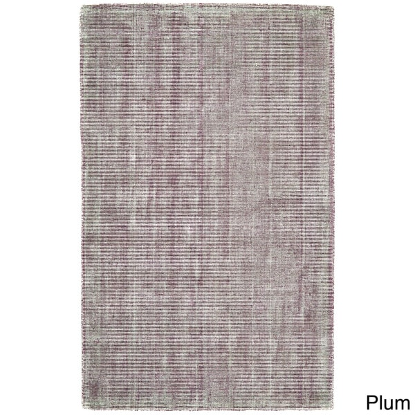 Grand Bazaar Hand Woven Viscose & Cotton Sarma Rug in Ice 9'-6 x 13'-6