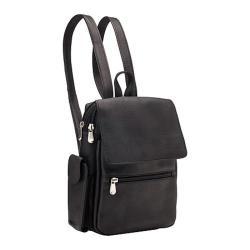Women's LeDonne Sapelli Backpack LD-7051 Black