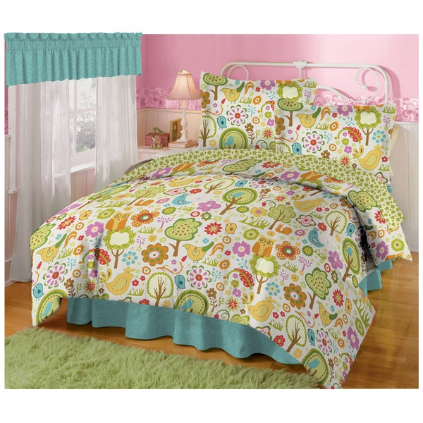 Nature Girls' 11-Piece Bed in a Bag Set