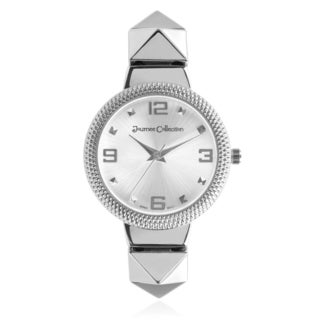 Journee Collection Pyramid Stretch Quartz Watch