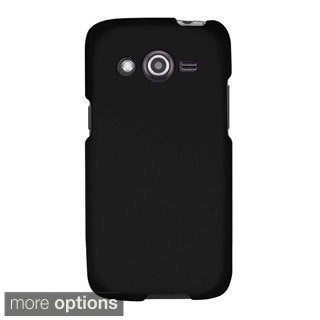 INSTEN Rubberized Hard Snap-On Phone Case Cover For Samsung Galaxy Avant