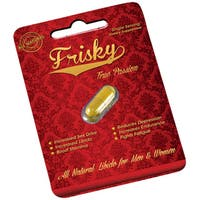 Frisky The Best Male Enhancement on the Market (1 Count)