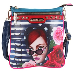 Nicole Lee Lady in Red Cross Body Bag