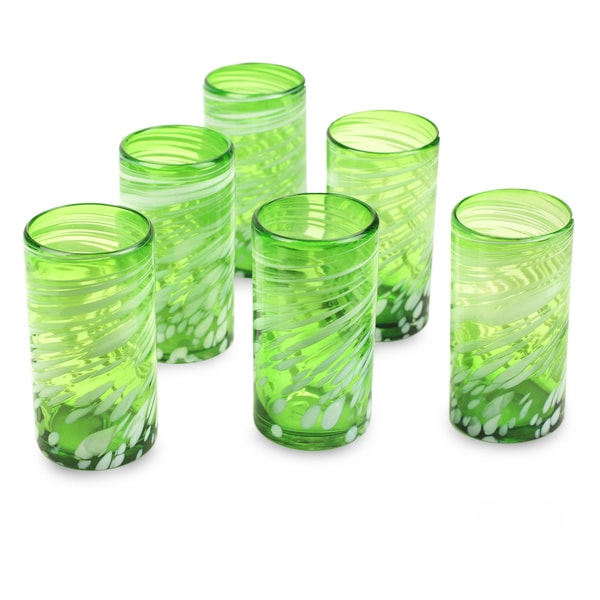 Blown Glass Glassware
