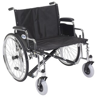 Sentra EC Heavy-duty Extra-wide Wheelchair