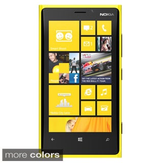 Nokia Lumia 920 RM-820 32GB AT&T Unlocked GSM 4G LTE Windows 8 Phone (Refurbished)