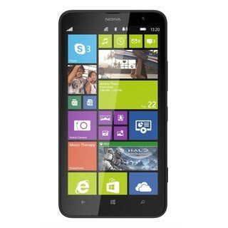Nokia Lumia 1320 RM-955 Black 4G LTE 8GB 6-inch Unlocked GSM Windows 8 Smartphone