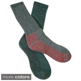Woolrich Men's Ultimate Merino Wool Extreme Cold Socks Two Pack - Large|https://ak1.ostkcdn.com/images/products/9648288/P16831825.jpg?_ostk_perf_=percv&impolicy=medium