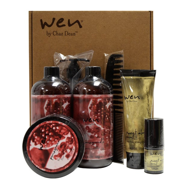 Wen Pomegranate Care 5-piece Kit